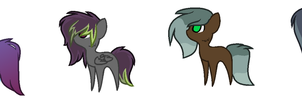 Poni Adopts by Amazing-Max
