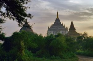 Early Morning In Bagan by CitizenFresh