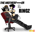 MOTHER F----ER and RINGZ -Commision- by PrincessPuru