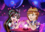 Fairme~True Hearts Day by Jade-the-Tiger