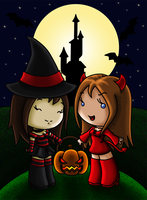 Happy Halloween 2011 by louisalulu