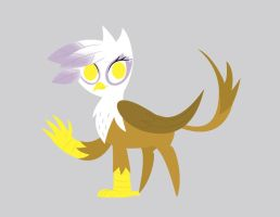 Gilda Vector by DayzeeHead