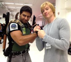 Chris Redfield-Resident Evil 5 by MaicouManiezzo