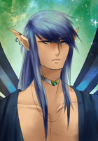 #queue the Great Fairy's theme again oops by Pharos-Chan
