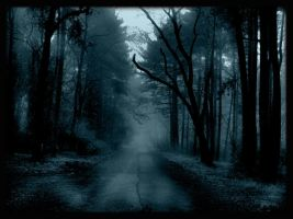 the road to the stolen time by daemoniaphotography