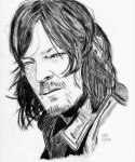 Norman Reedus 4 by X-Enlee-X