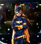 Batgirl 2014 by Glass-Owl