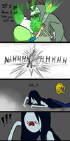 Aventure Time - Kiss Alternate by fallenjrblue