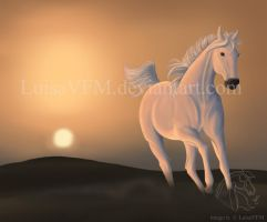 The Arabian by LuisaVFM
