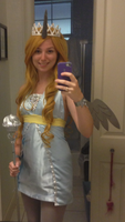 Alicorn Princess Derpy Hooves cosplay (Wip) by NostalchicksCosplay