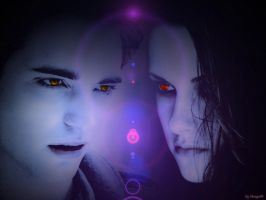 Edward and Bella Together by Mango84