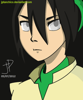 Toph - MS Paint by jptanchico