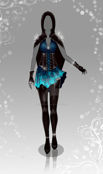 (closed) Auction Adopt - Outfit 377 by CherrysDesigns