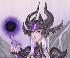 Syndra by Artist-LaiNa