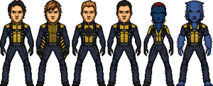 X-Men: First Class by MicroManED