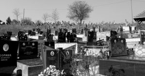 cemetery by loLaurer