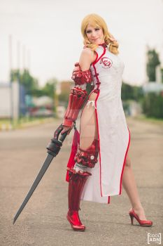 Blademaster on the EECC:) by CassyCosplay