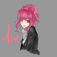Anniie by agent-lapin
