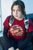 Ellie The Last Of Us Cosplay (ComicCon Chile 2014) by Yukyh