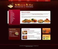 Al Manzar Indian restaurant by hood-lord