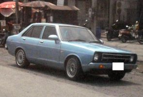 Datsun Sunny B310 Sedan by pete7868