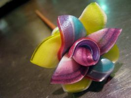 candy flower 4 by qwux