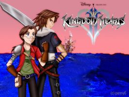 KH A Fight With A Hero by Penny6