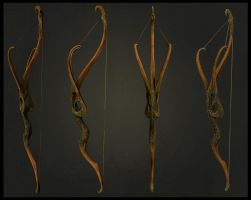Elven Bow by Atohas