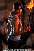 Tomb Raider - Lara Croft 9 by Larxenne