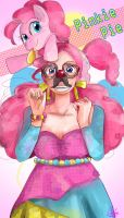 Pinkie pie by RosioChika