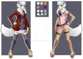 Custom Character: Sanya by quila111
