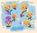 Some powers of aquaman by Andres-Iles