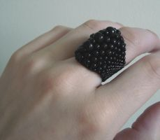 Beaded Armor Ring Version 2.0 by SDLangille