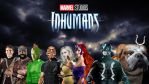 Inhumans Poster by laconvivencia