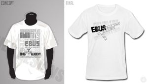EBUS Online Academy T-shirt by ArtisticAxis