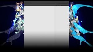 Pokemon Black and White 2 youtube background by infersaime