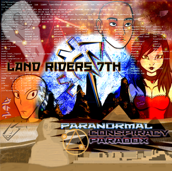 Paranormal Conspiracy Paradox by LandRiders7th
