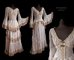 Dress cottage chic, Somnia Romantica by M. Turin by SomniaRomantica