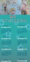 My otherside_Calendar 2012 by StarGureisu