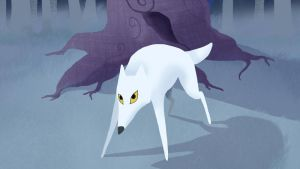 Gare au Grand Mechant loup (animation) by Faol-bigbadwolf