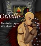 "Zuko-Katara in ""Othello"" by Sinsia"