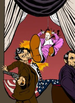 Conan Saves Lincoln by Jack-C-Gregory