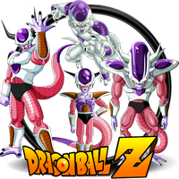 Frieza Icons by DarkSaiyan21
