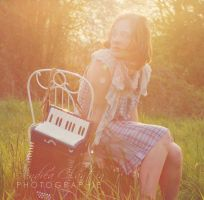 Accordion and fields by Cumulonymbus