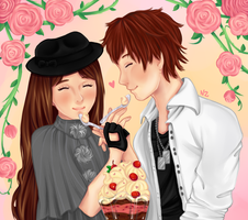 Sweet date by Natzyr