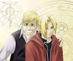 Brothers by Aestera