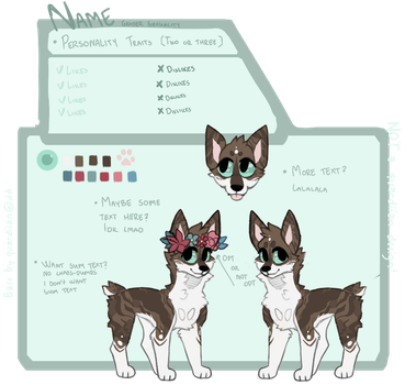 lil doggo - auction | paypal and points by chaos-dumps