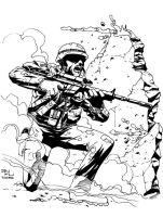 US Army Ranger Commission by Daystorm