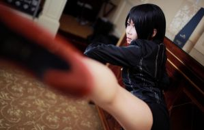 Biohazard DAMNATION -Ada Wong by weki2926