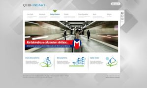 Cebi-Insaat Web Interface by ThanRi
